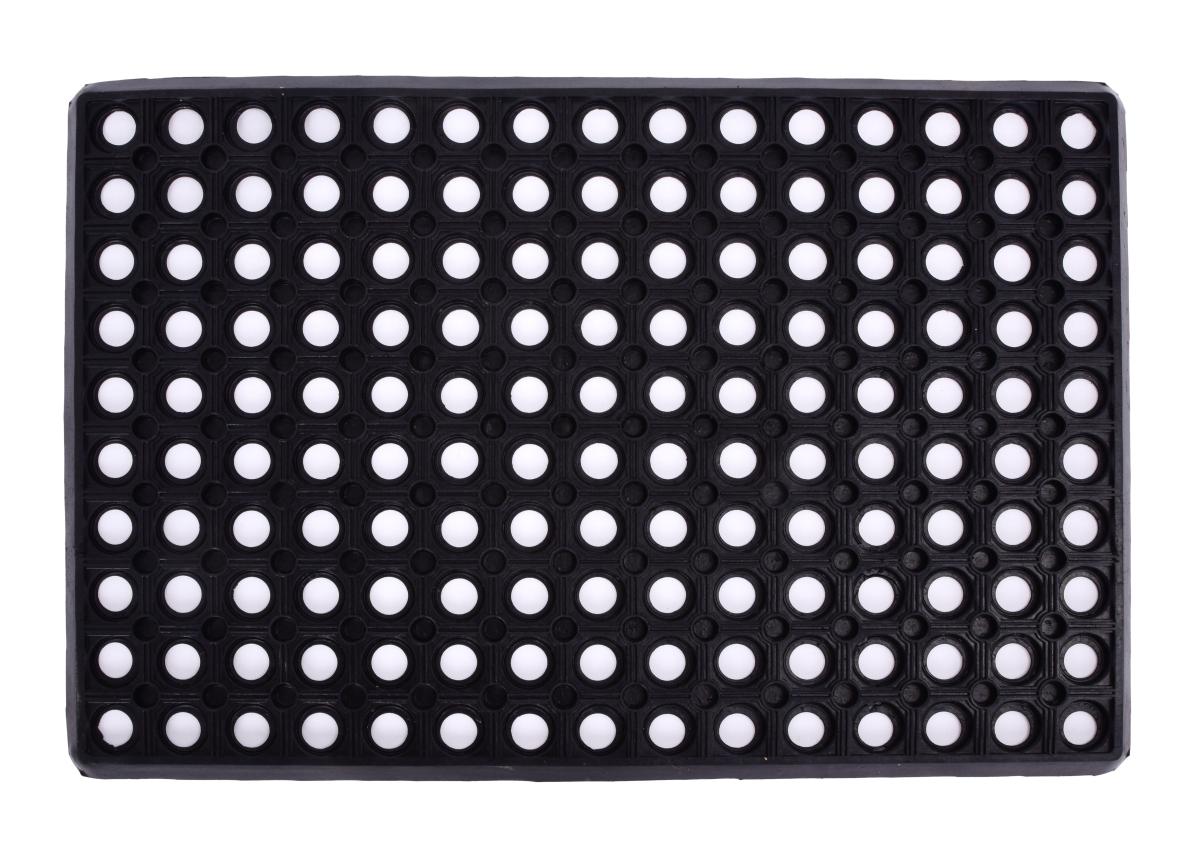 DA16884-Obdĺžniková rohožka s veľkými otvormi 40 x 60 cm