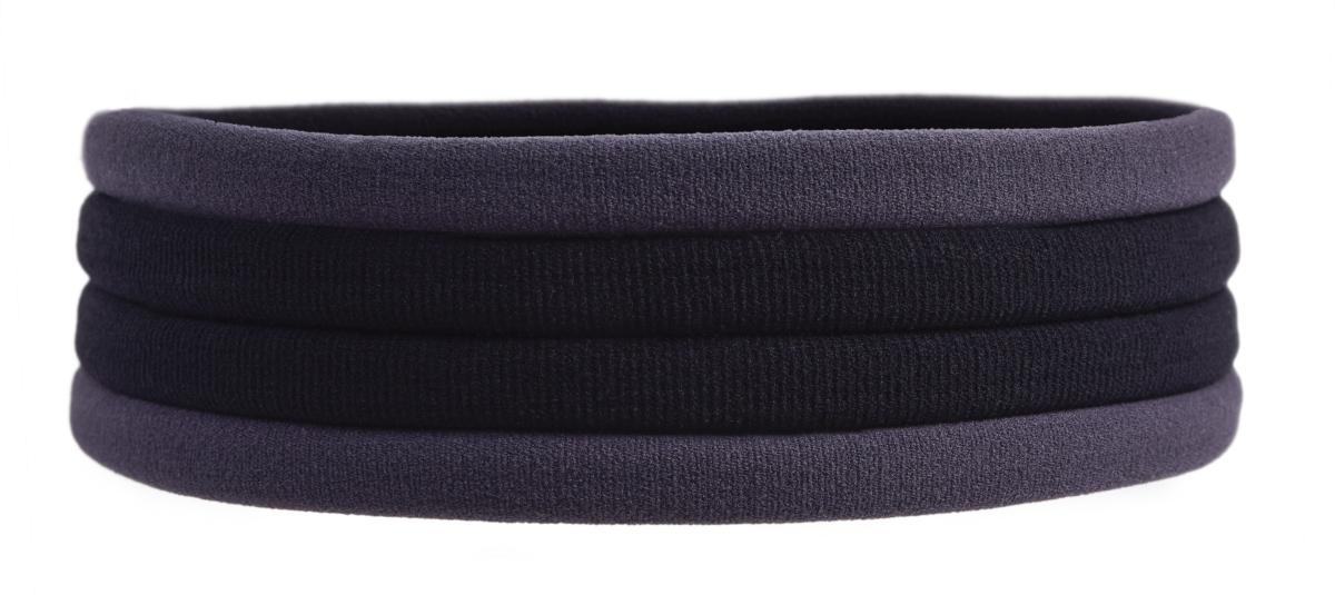 4 ks elastické gumičky - čelenky do vlasů
