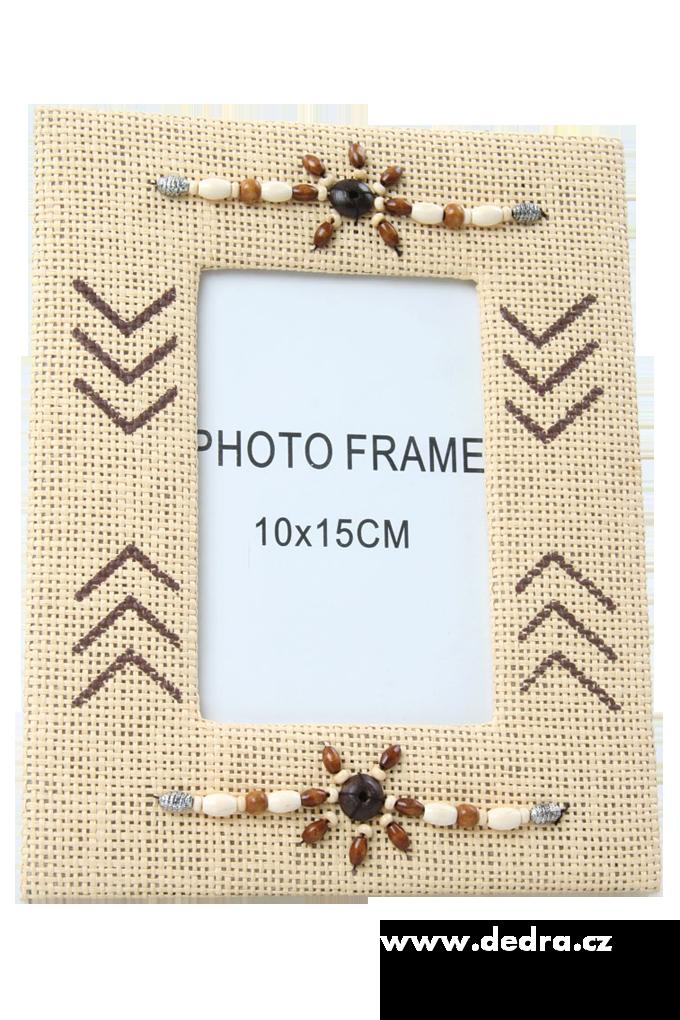 Fotorámeček na foto10x15 cm, výška 24cm