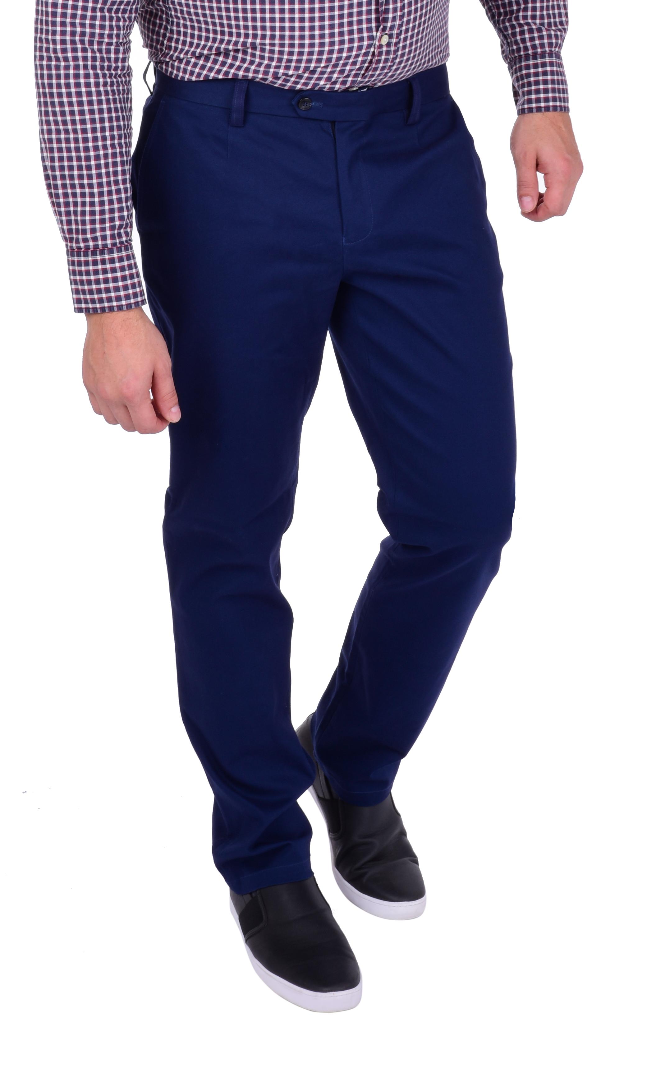 GABARDIN pánské kalhoty
