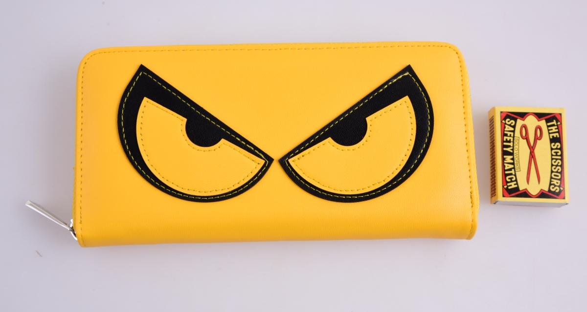 FC16733-Peňaženka REBELITO® z ekokože yellow