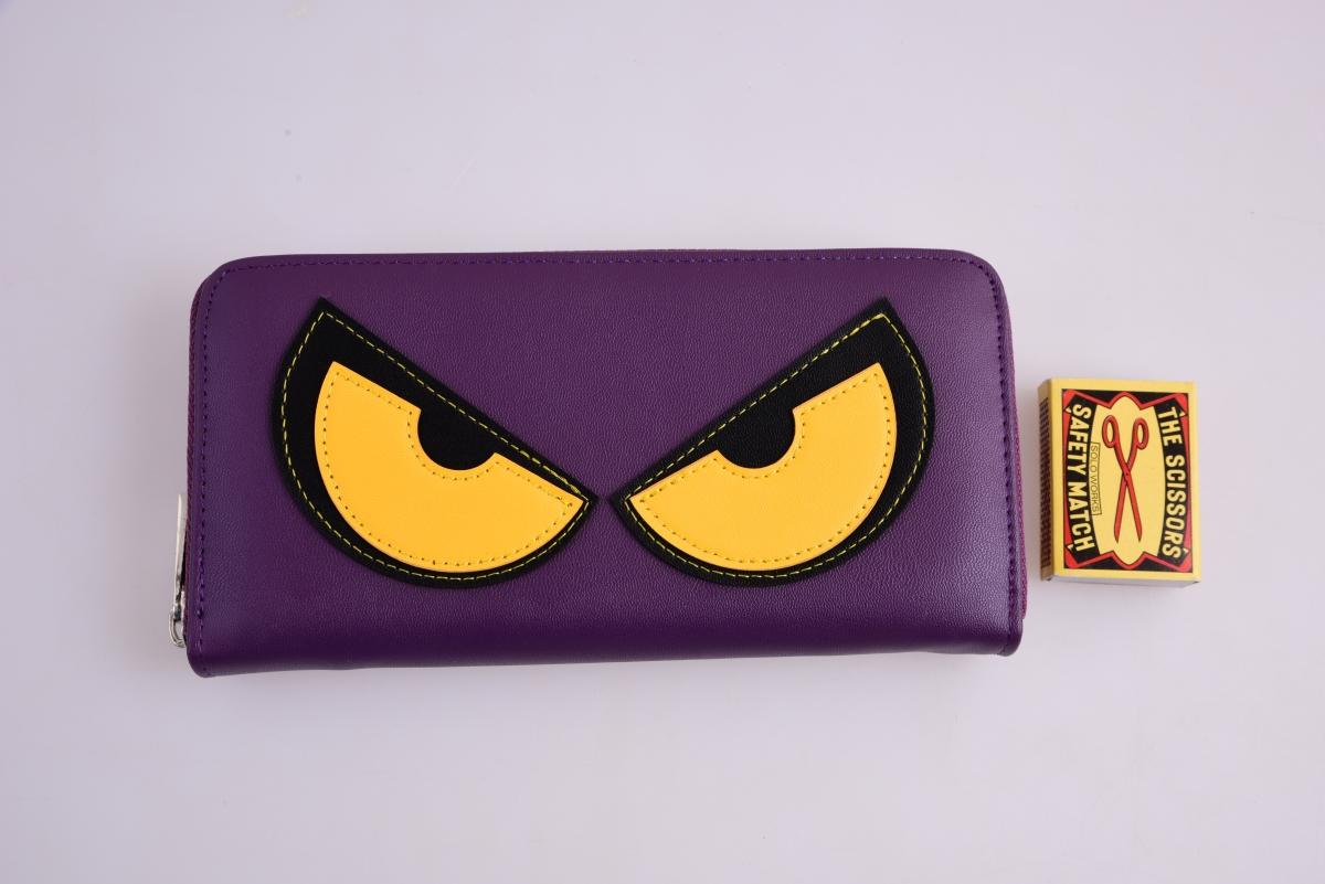 FC16732-Peňaženka REBELITO® z ekokože purple