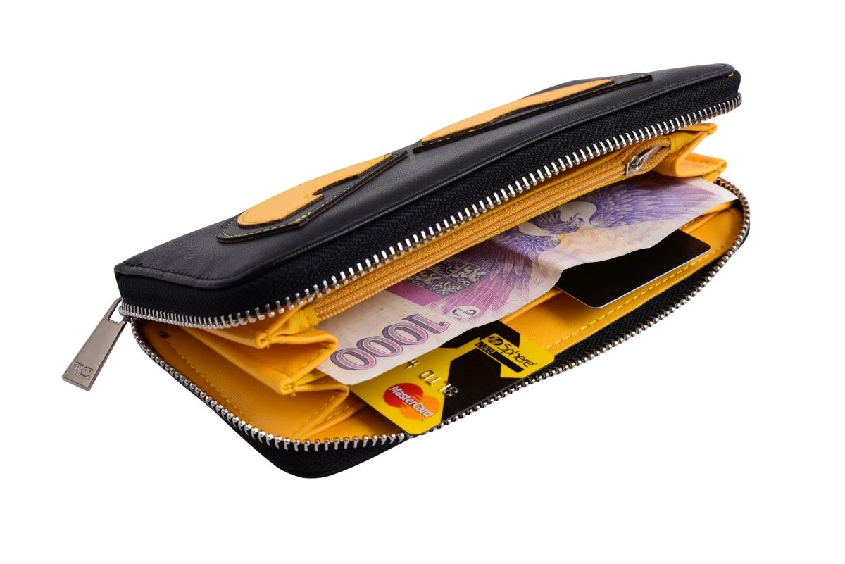 FC16731-Peňaženka REBELITO® z ekokože black