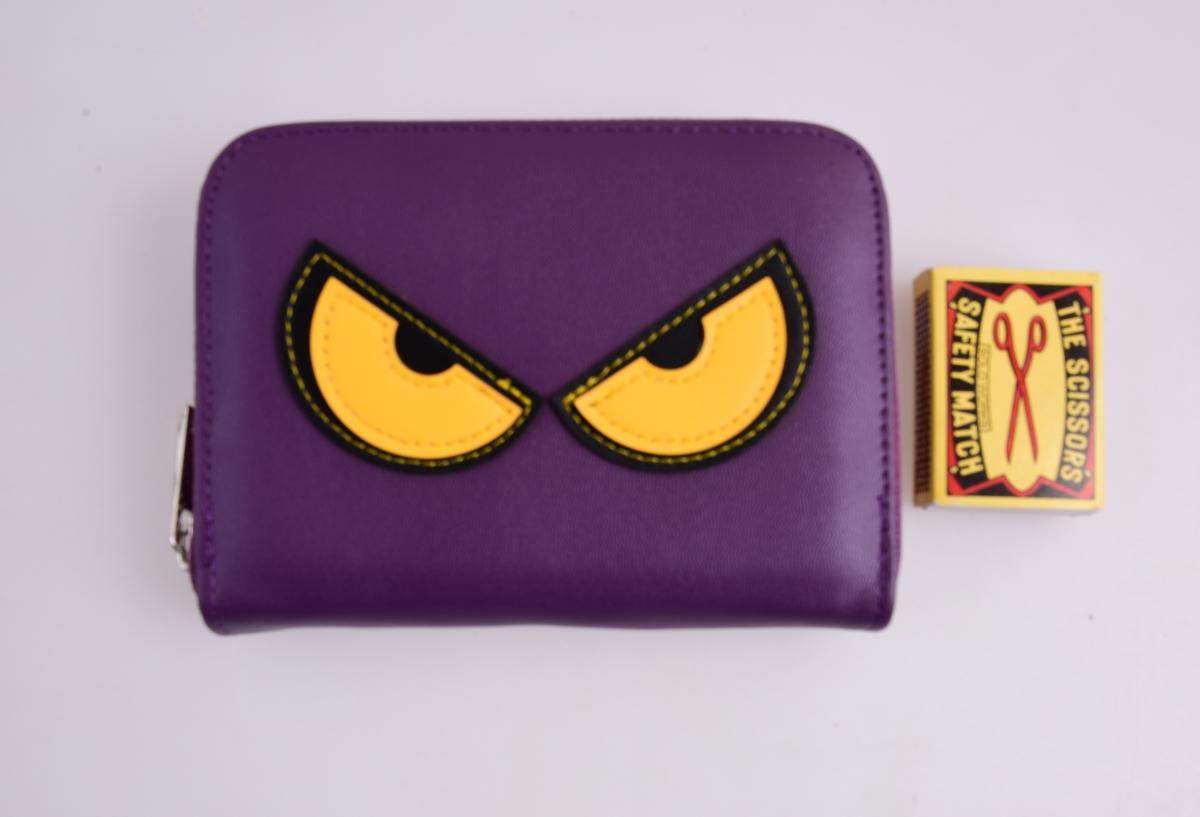 FC16722-Peňaženka REBELITO® z ekokože purple