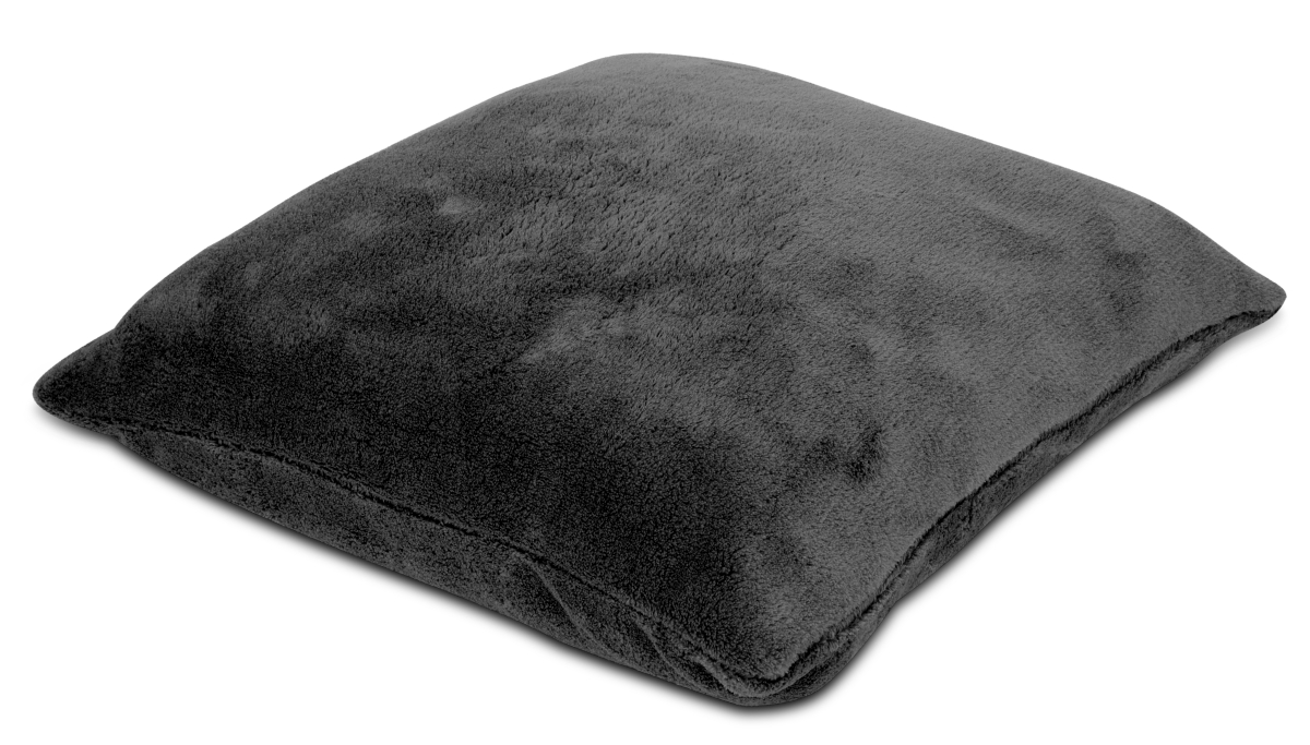 LAGOON potah na polštář černý