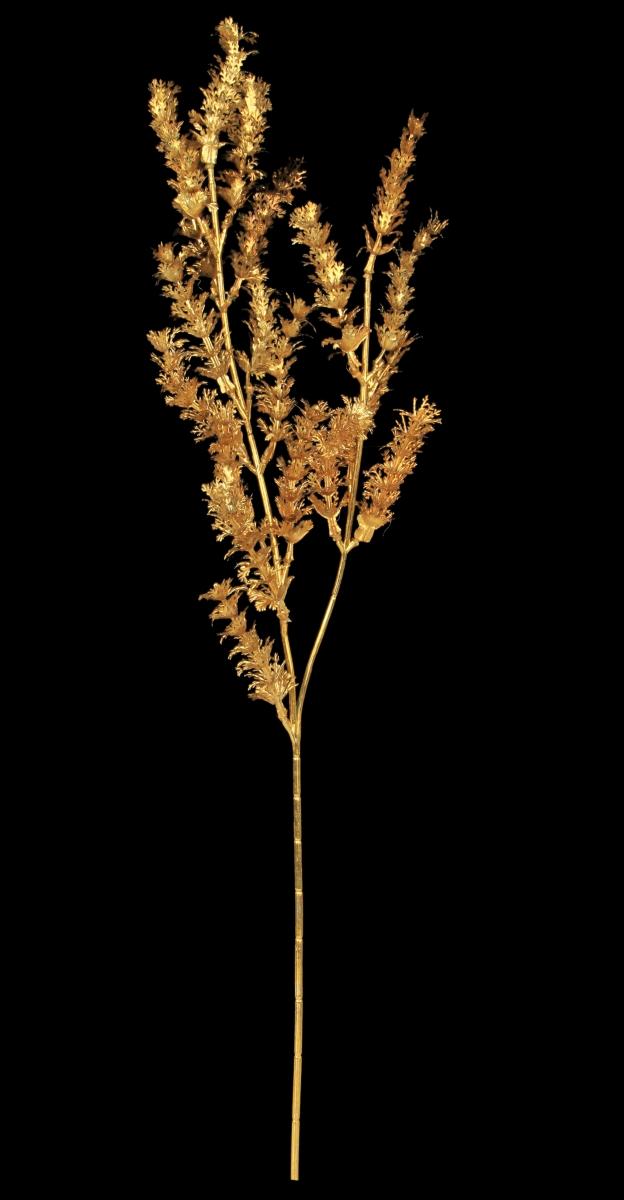 Ratolest keře délka cca 70 cm zlatá