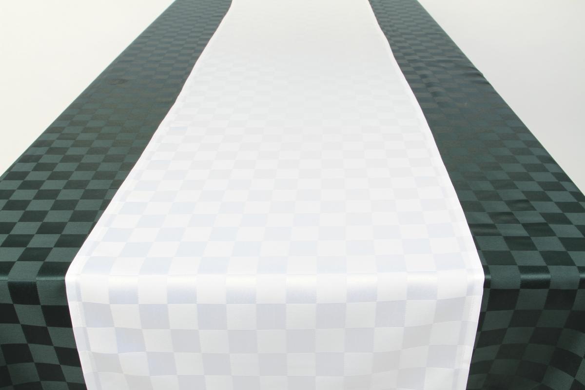 FC16115-KÁRO SLÁVNOSTNÉ BEHÚŇ 40 x 180 cm snehovo biely