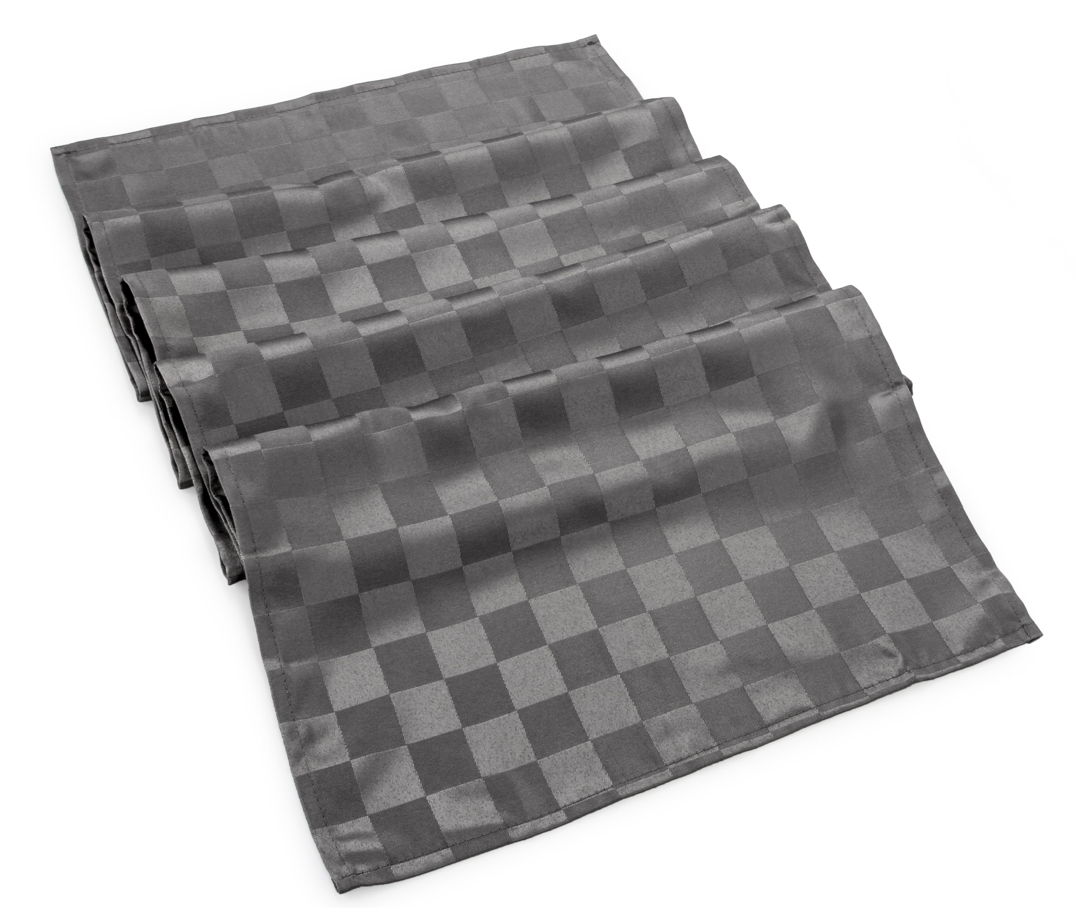 KÁRO SLAVNOSTNÍ BĚHOUN 40 x 180 cm šedo stříbrný