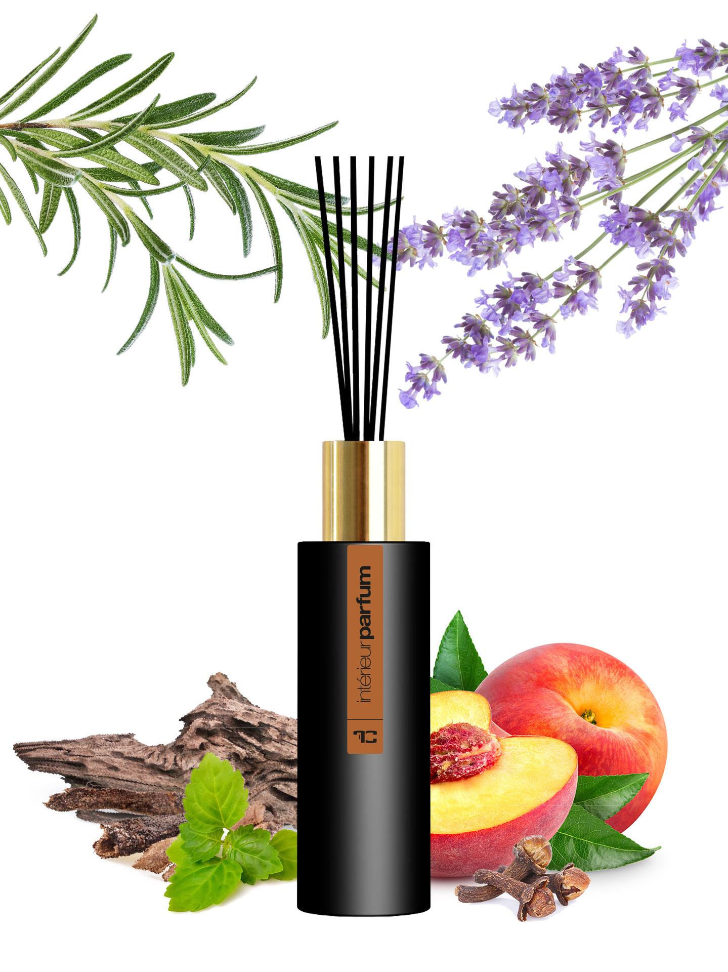 Interiérový parfém, NUIT DE MADAGASCAR, vonný roztok s vysokým obsahem parfémové kompozice