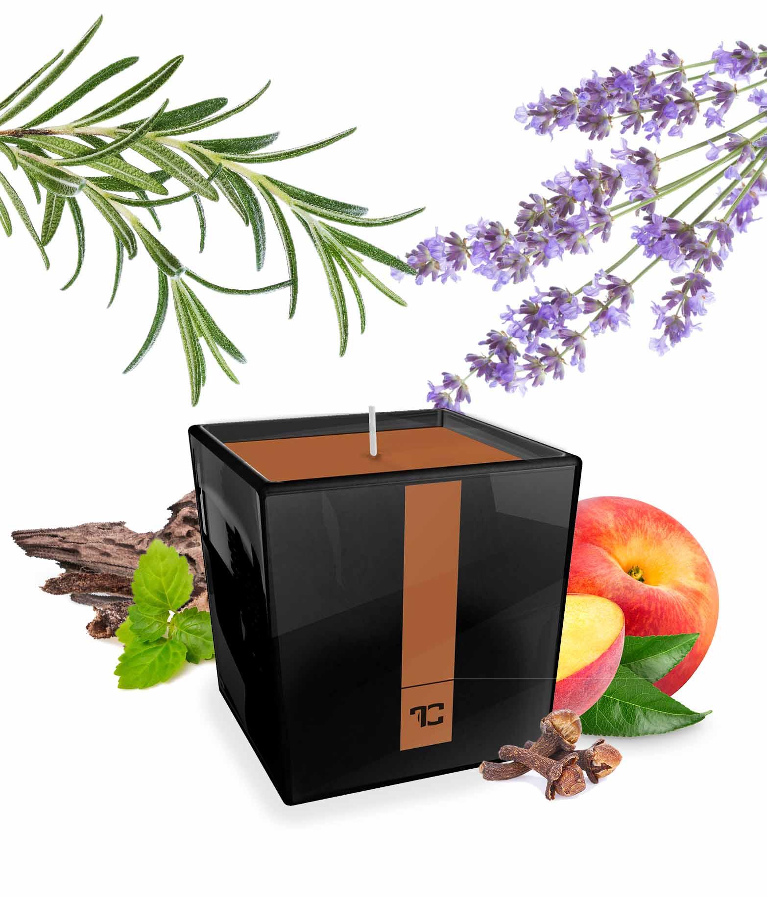 Parfumia svíčka NUIT DE MADAGASCAR