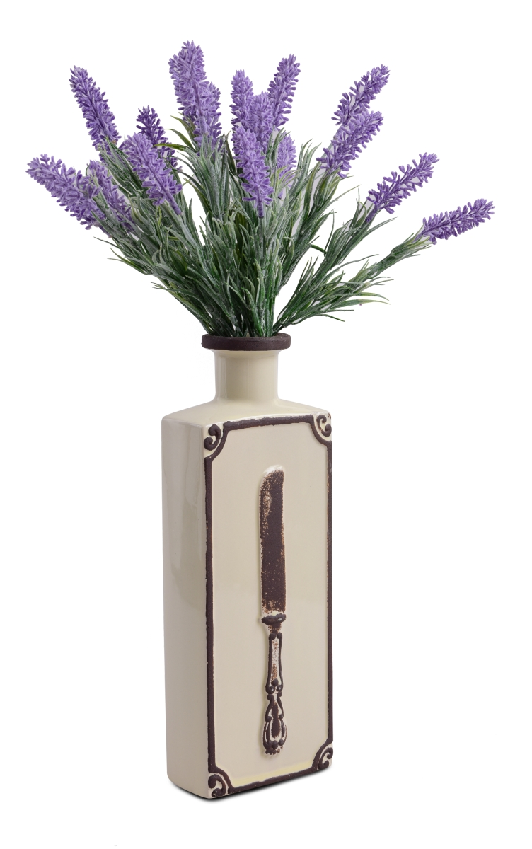 DA13111-Keramická karafa / váza dekoratívne 1500 ml