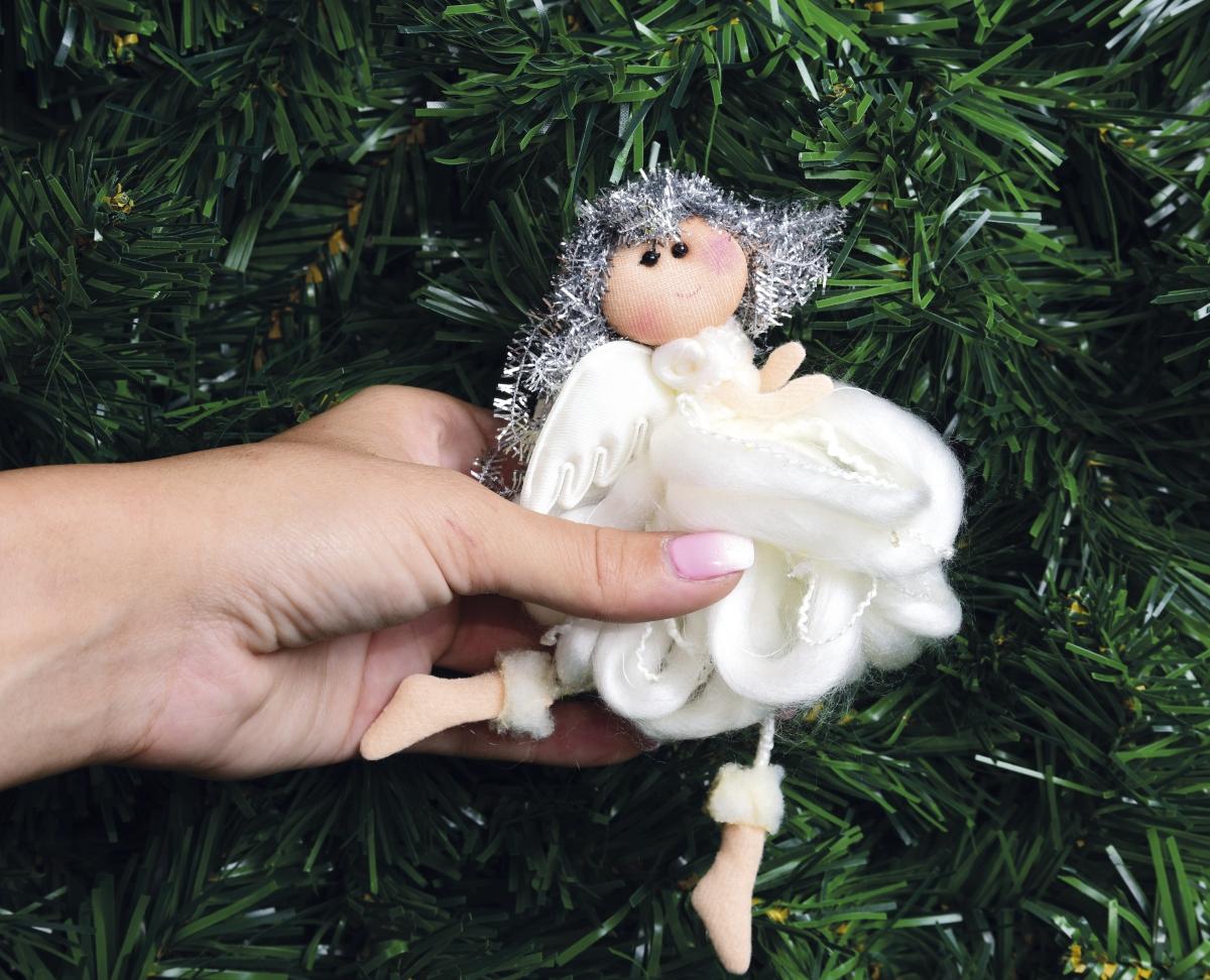 POSLEDNÍ KUSY! 16 cm Andělská holčička s propracovanými detaily