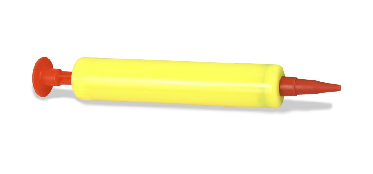 Nafukovací pumpička plastová