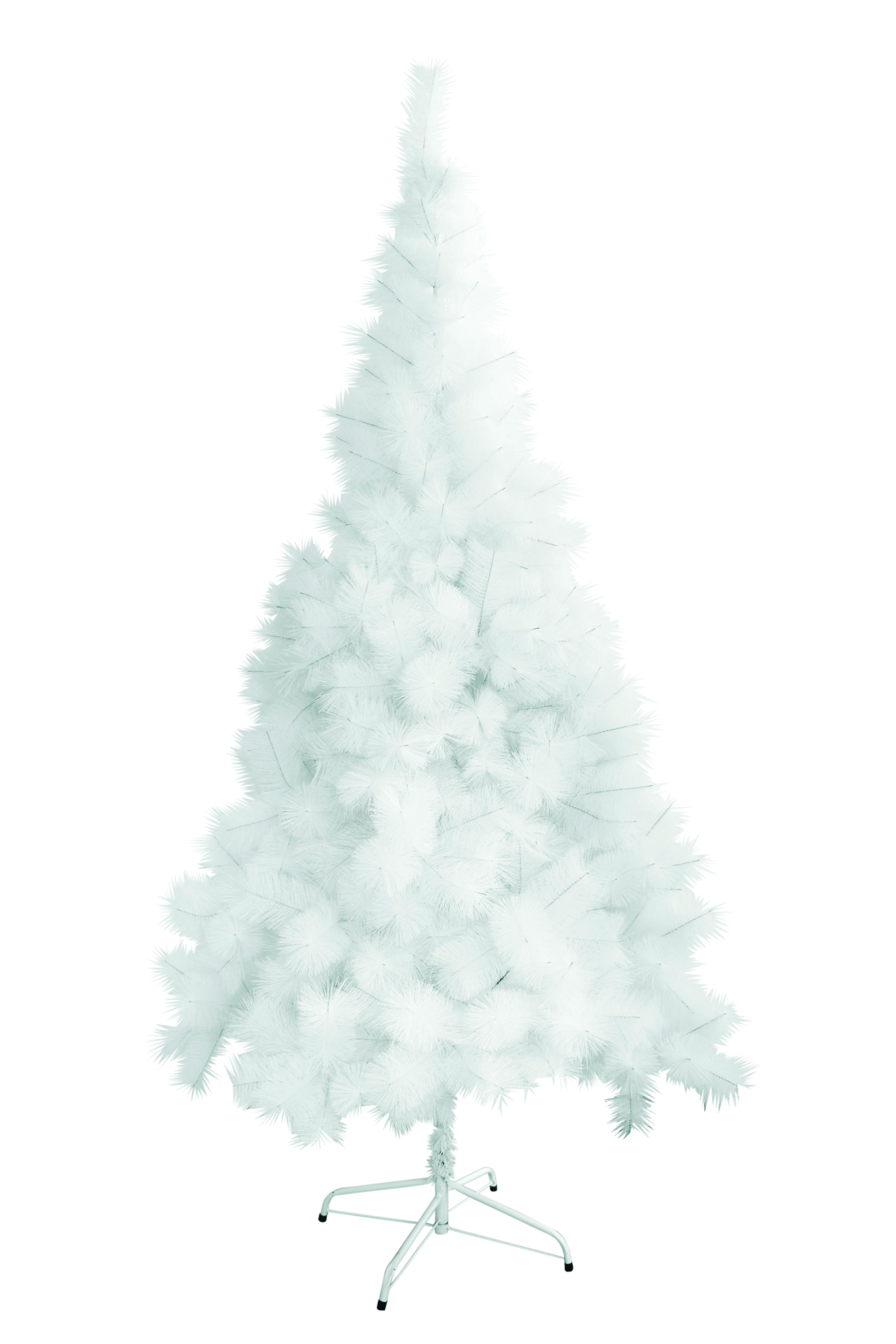 240 cm Vánoční stromek, BÍLÁ BOROVICE