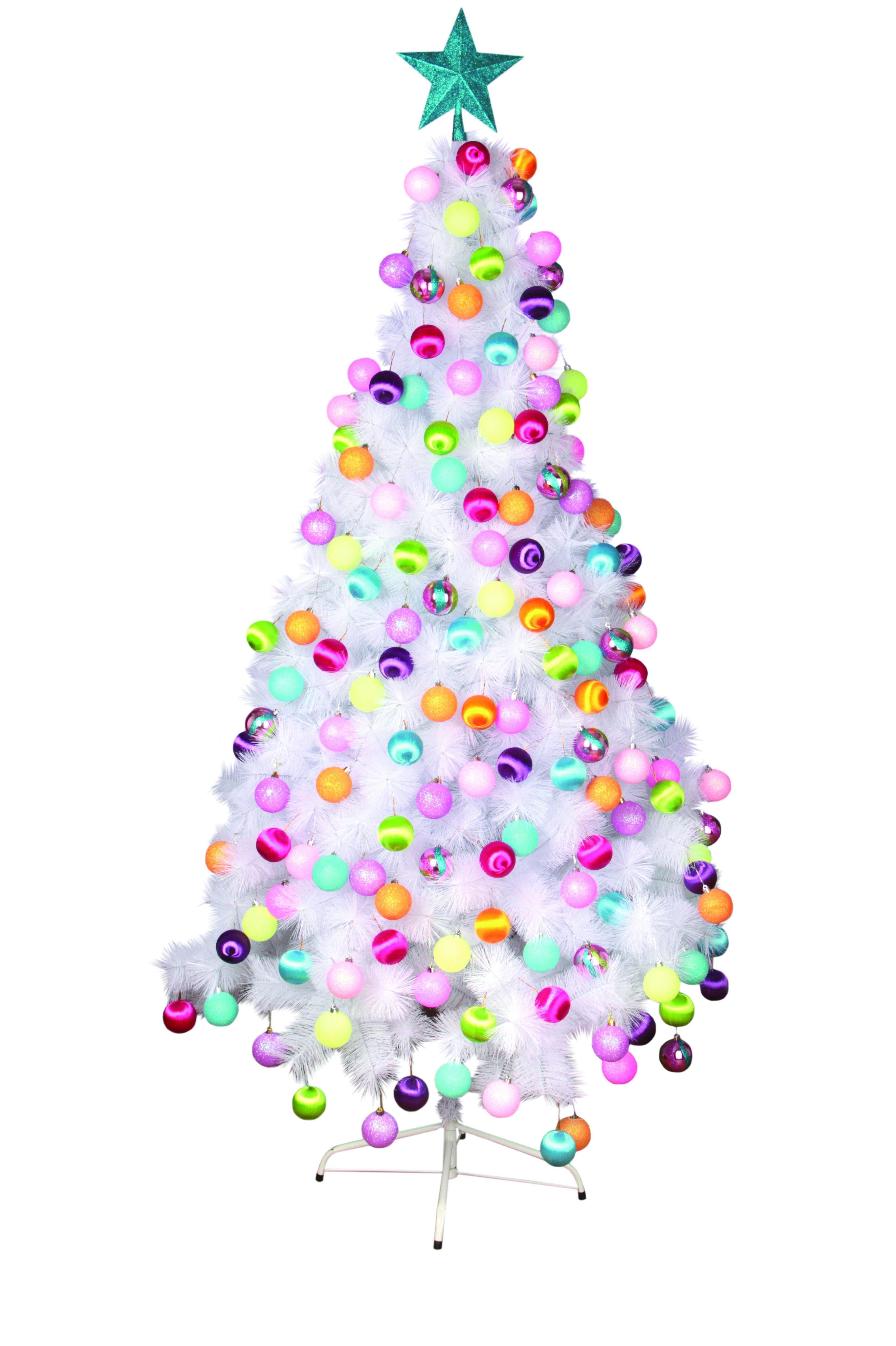 Vánoční stromek, bílá borovice