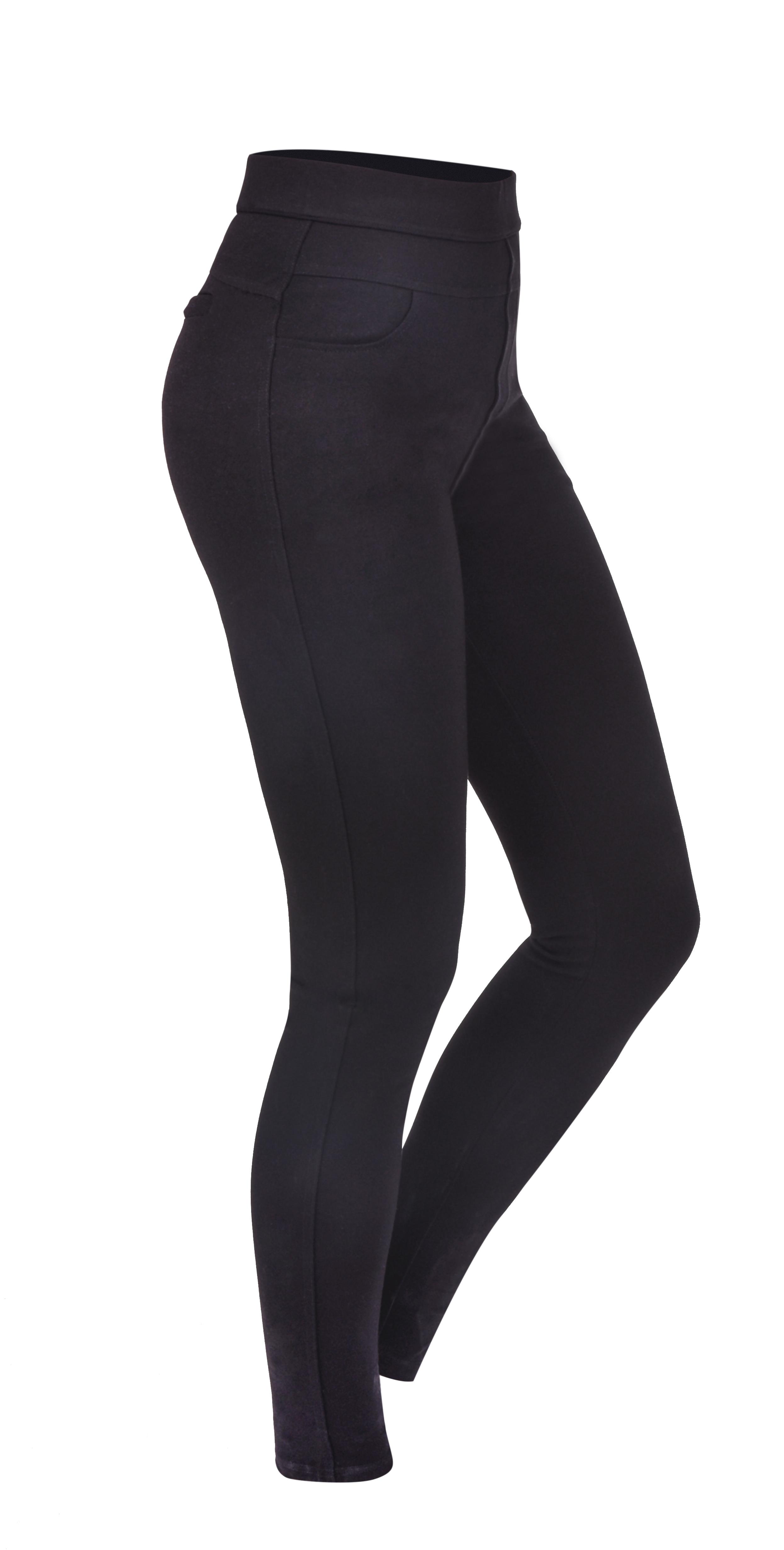 ELENÉ dámské kalhoty elastické vel.1(S)