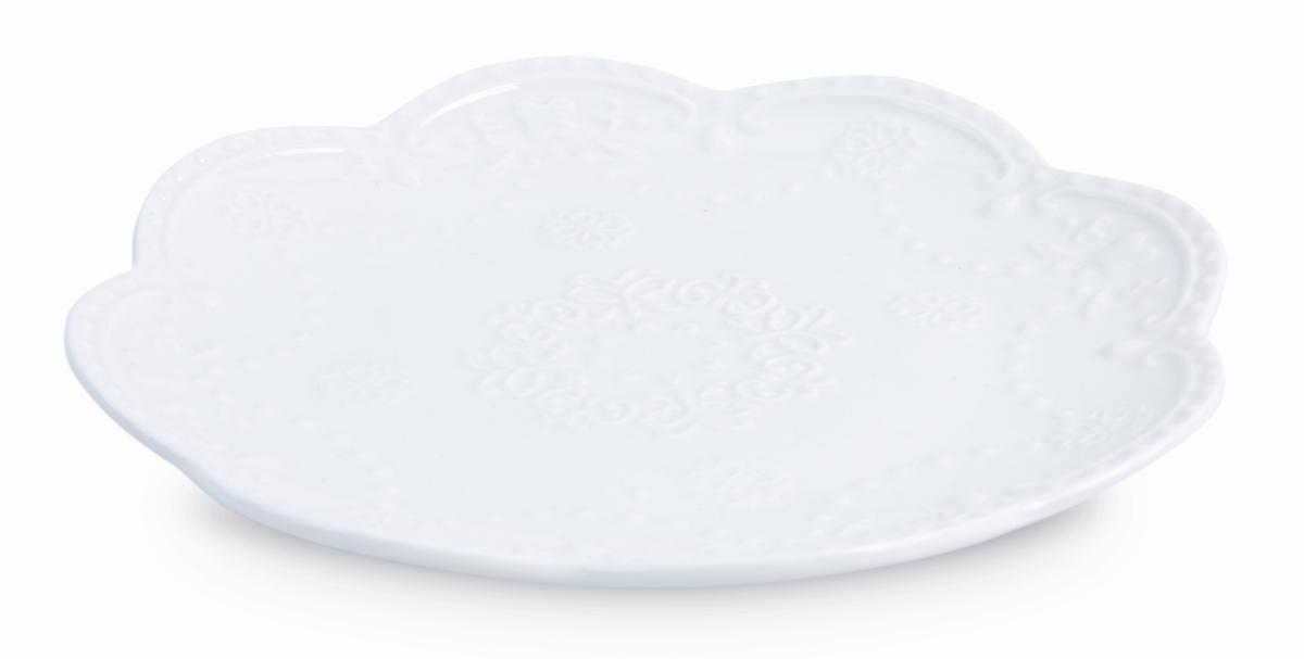 Porcelánový talíř servírovací ROMANTIC