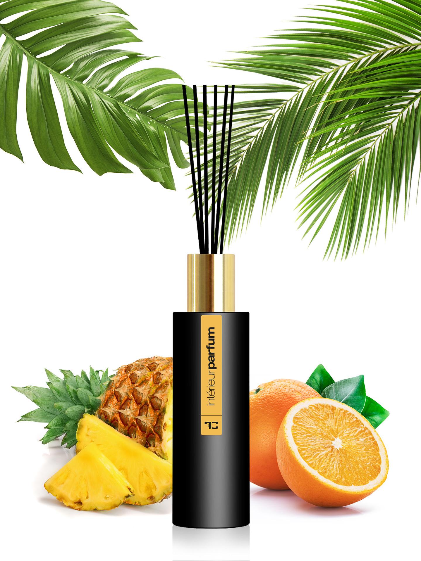 Interiérový parfém, FRUITS DE BALI, vonný roztok s vysokým obsahem vonných látek