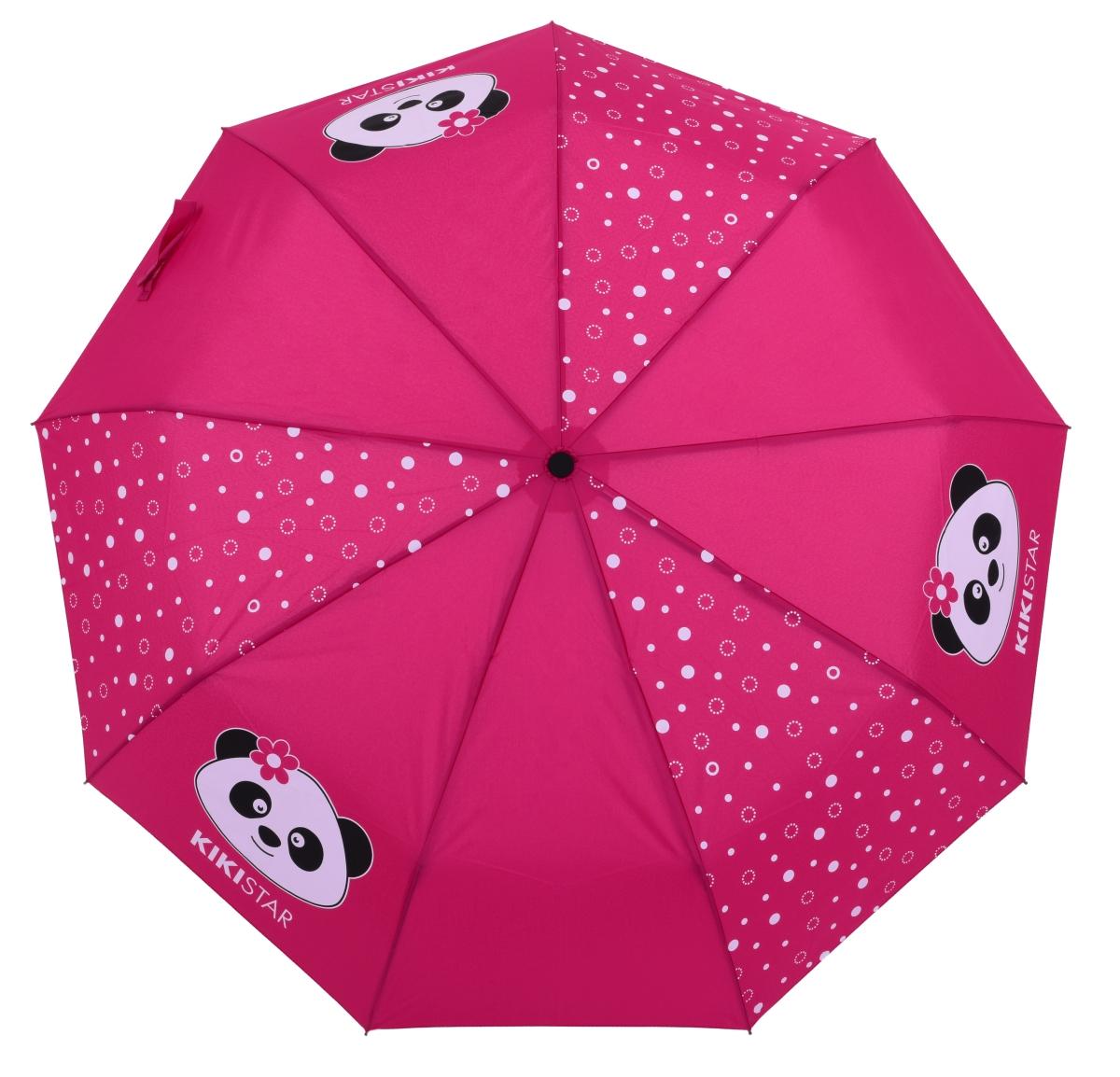 Automatický otvírací a zavírací deštník, KIKISTAR®