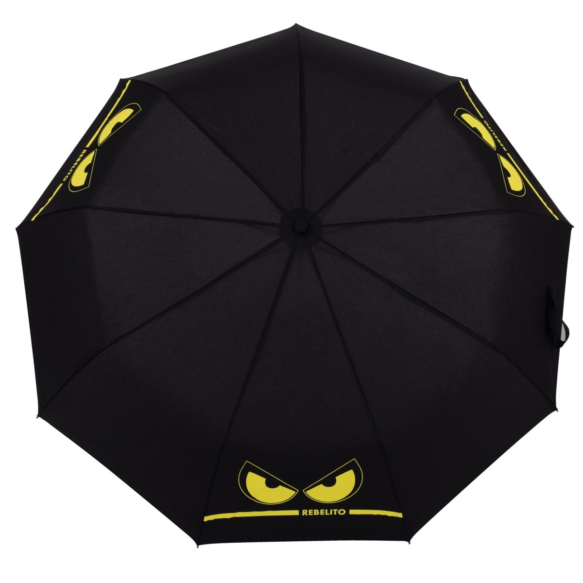 Automatický dáždnik KIKISTAR® - Čierny