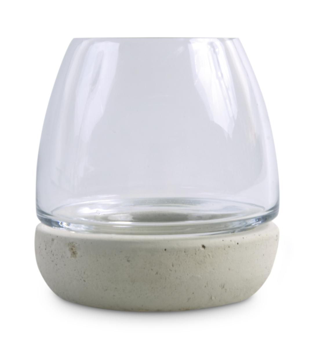 Svícen na velké i malé čajové svíčky 10 cm