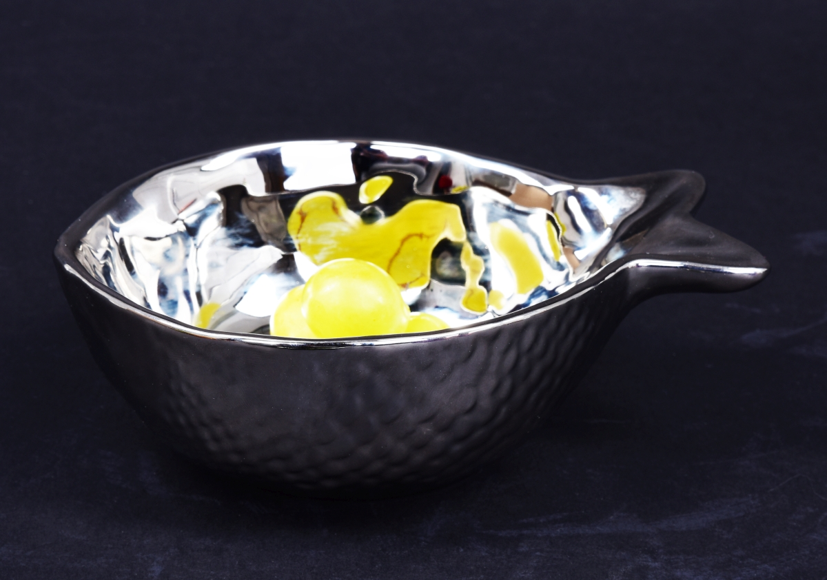 Keramická miska, ve tvaru rybky