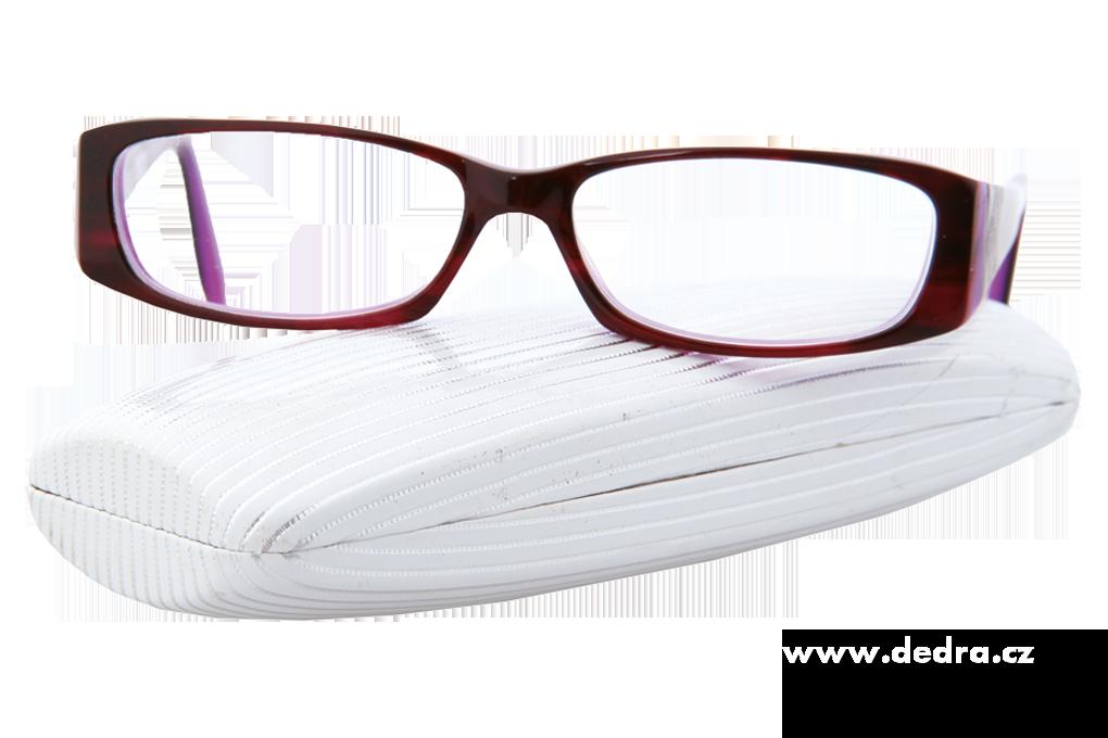 Pevné skořepinové pouzdro na brýle 16 x 7 x 3,5 cm