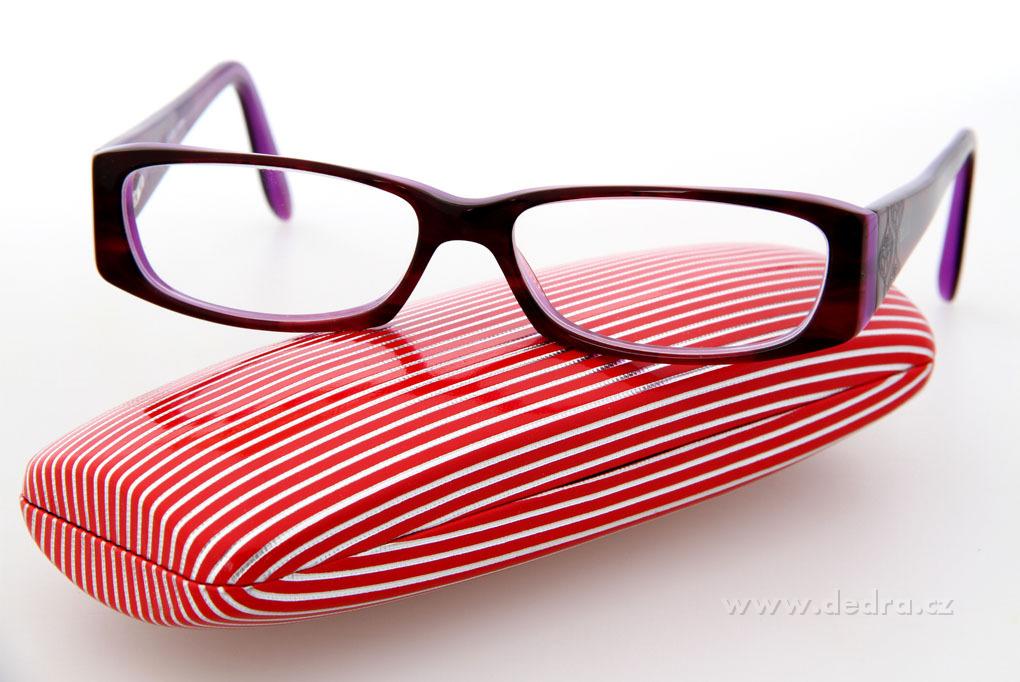 Pevné skořepinové, pouzdro na brýle