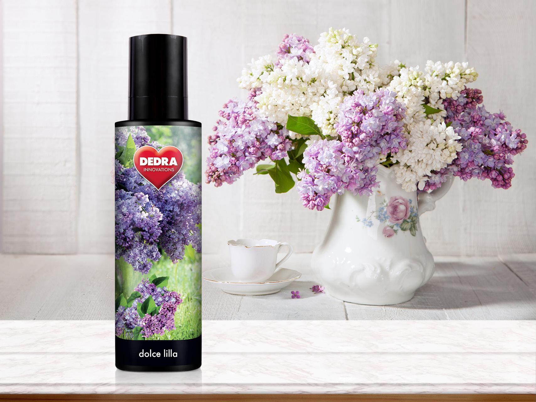 HP0437-PARFUM air & textiles spray dolce lilla osviežovač vzduchu 250 ml