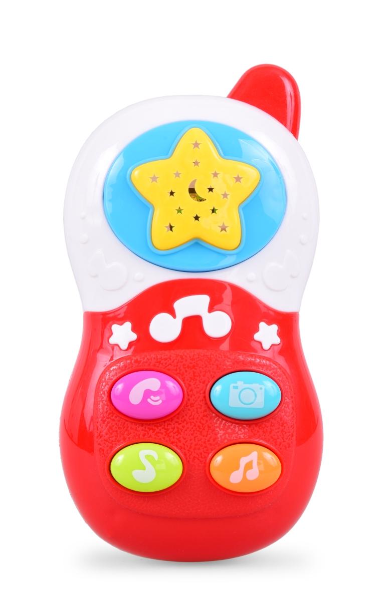 Dětský mobil, s projekcí hvězdné oblohy