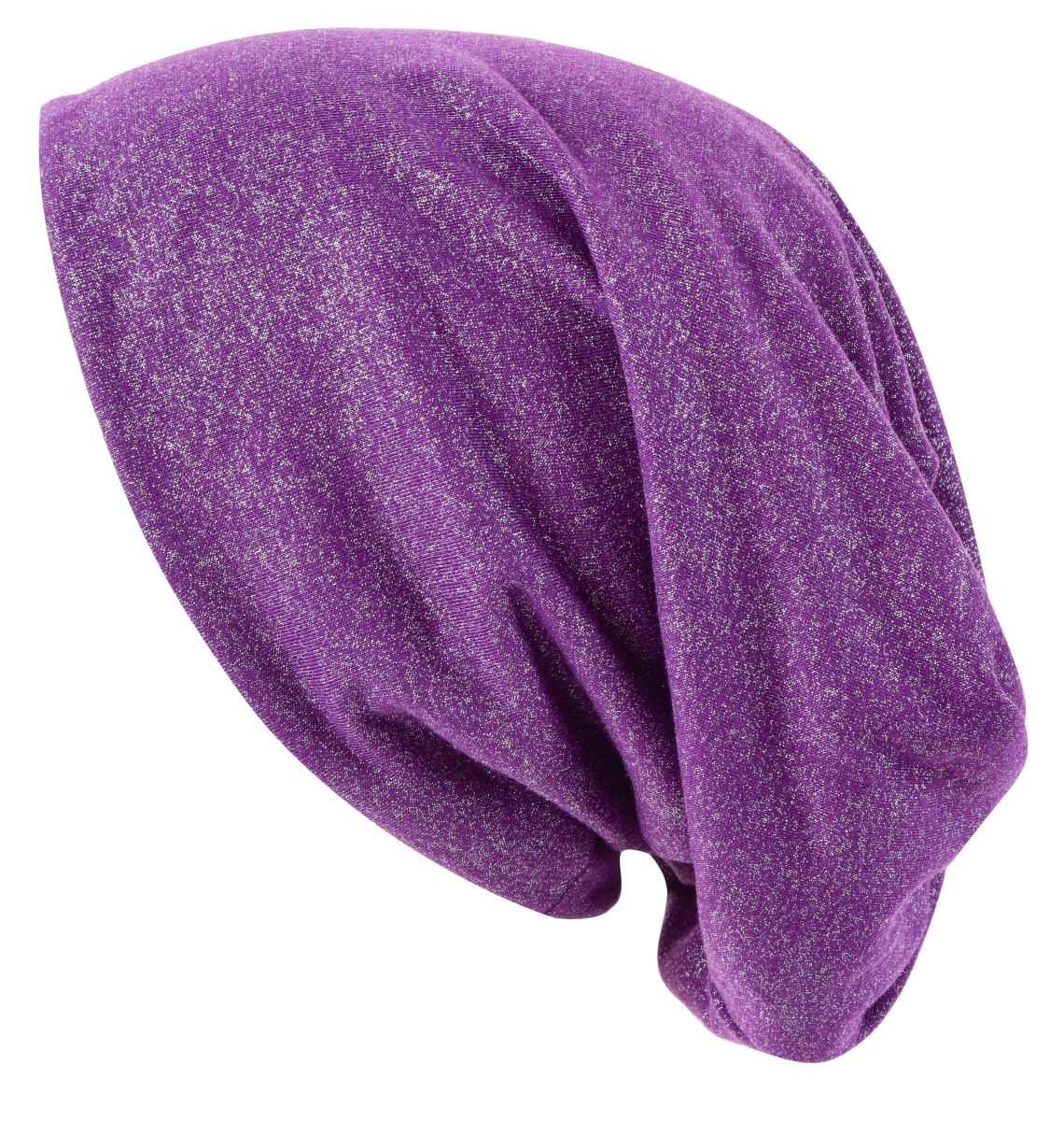 SHINY pohodlná trblietavá čiapka