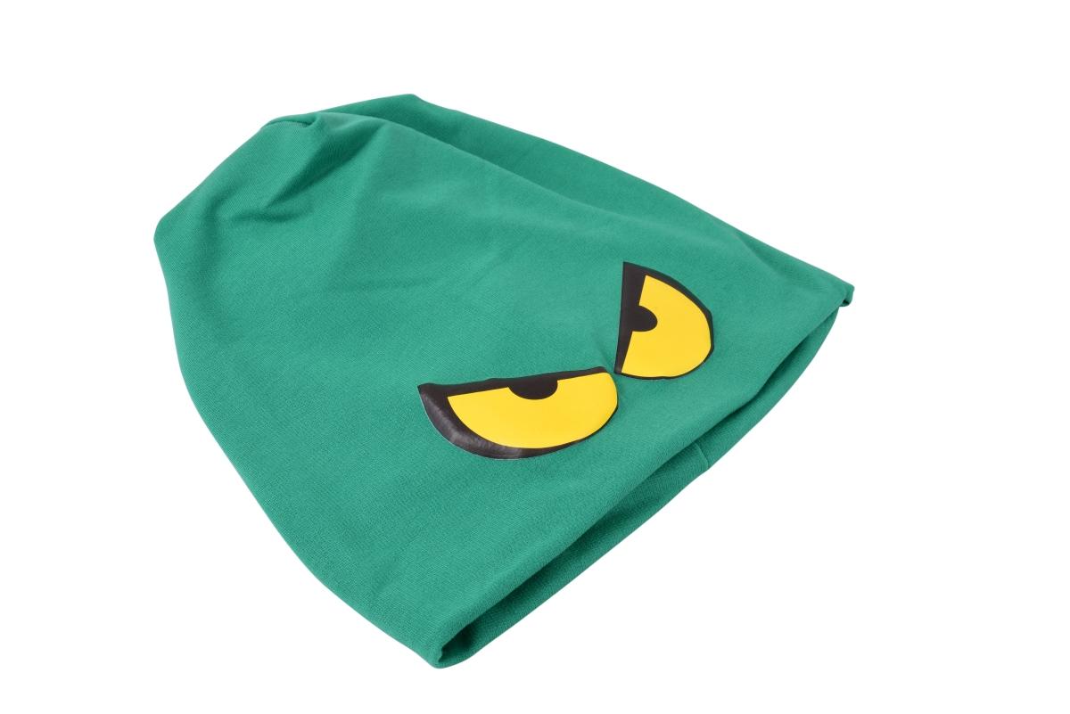 REBELITO® pohodlná módní čepice zelená