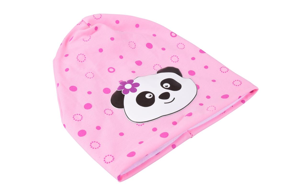 KIKISTAR® pohodlná módní čepice růžová