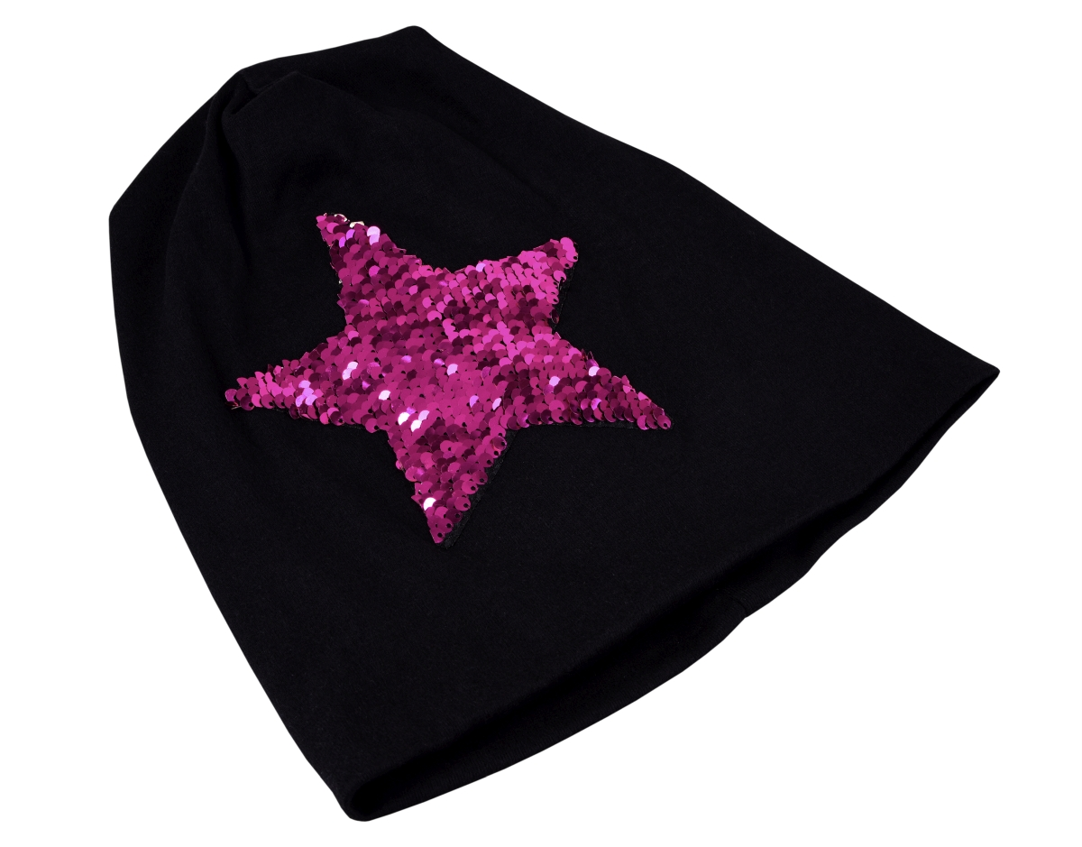 STAR 2v1 čepice   černá
