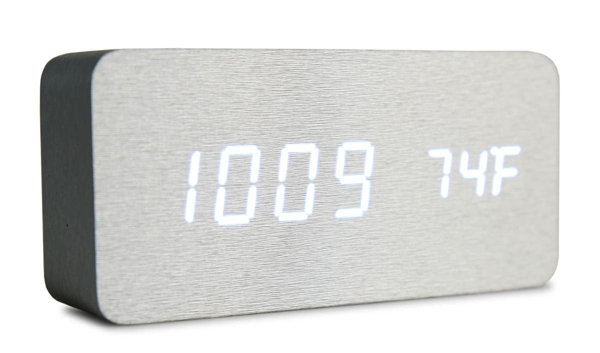 WOODOO CLOCK, digitální LED hodiny