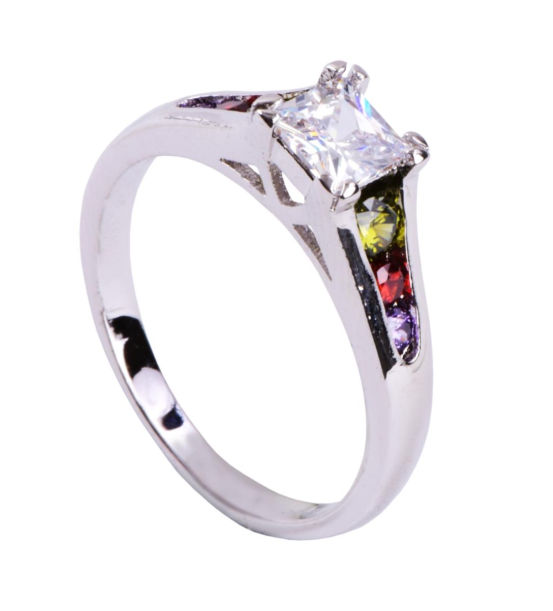 Prsten, se zirkony