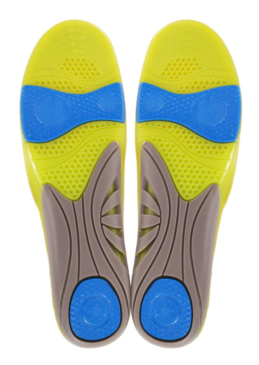 2ks gelové vložky  do bot vel. 41-45
