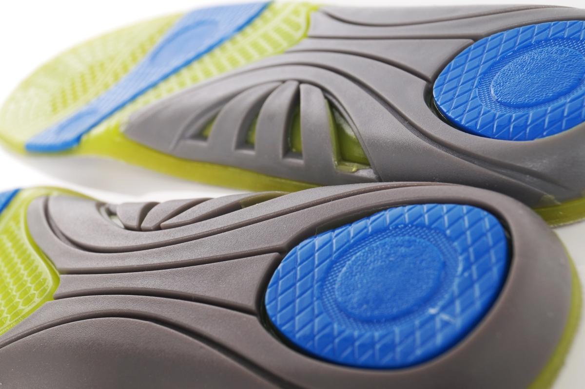 2ks gelové vložky, do bot