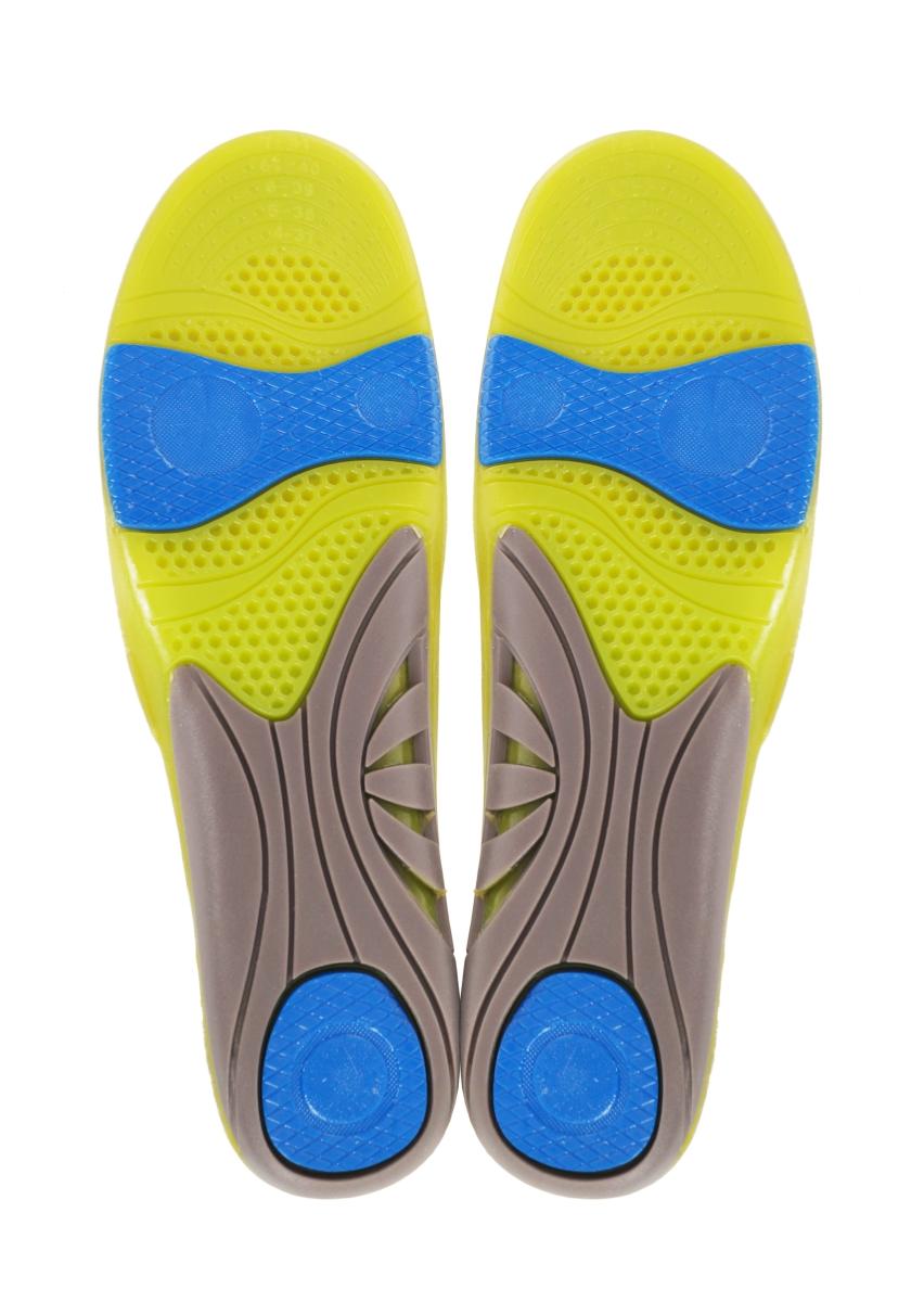 2ks gelové vložky  do bot vel. 37-41