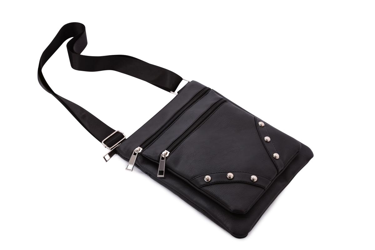 CROSSBAG LOON kabelka přes rameno  černá