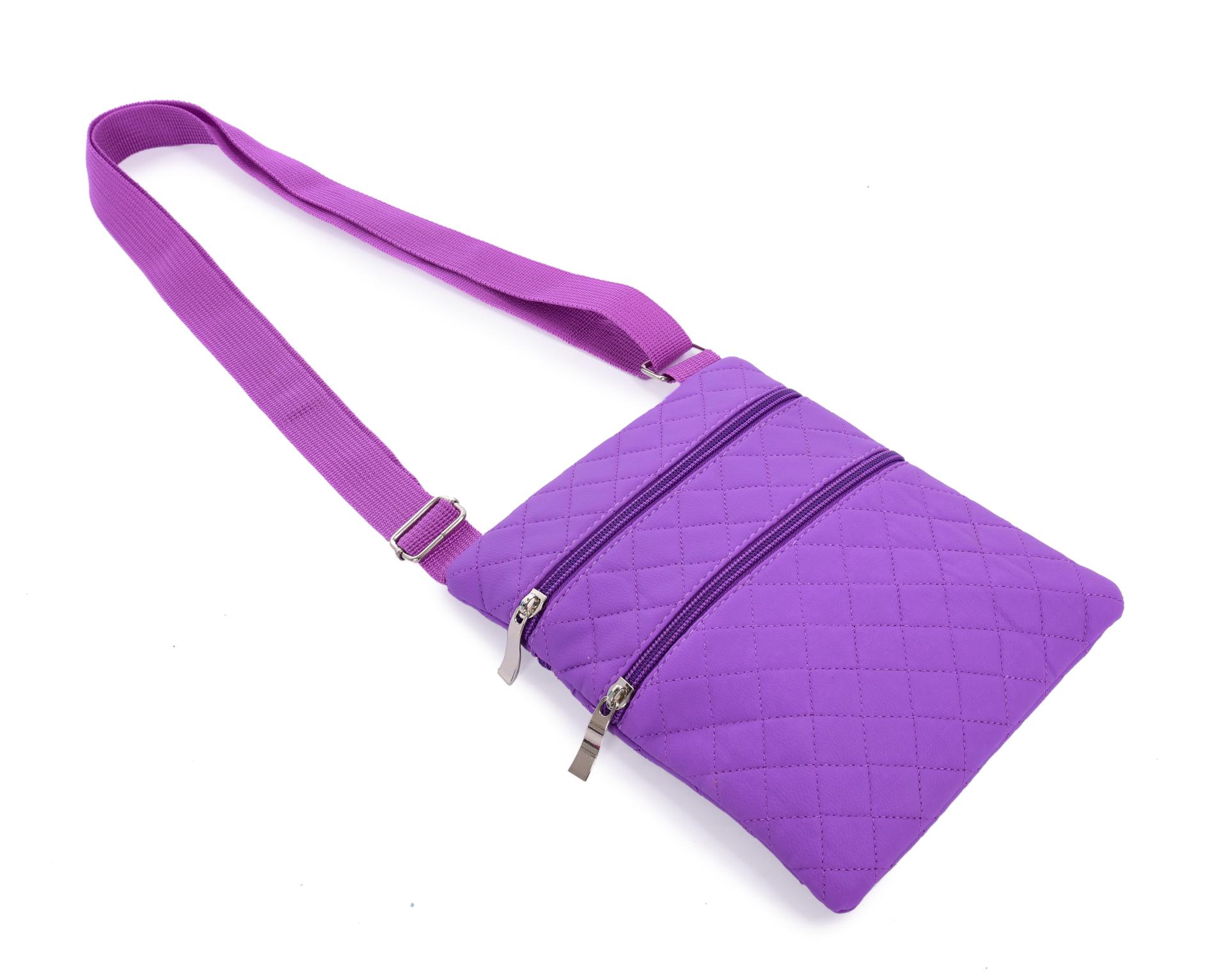 CROSSBAG FORGED kabelka přes rameno   lila