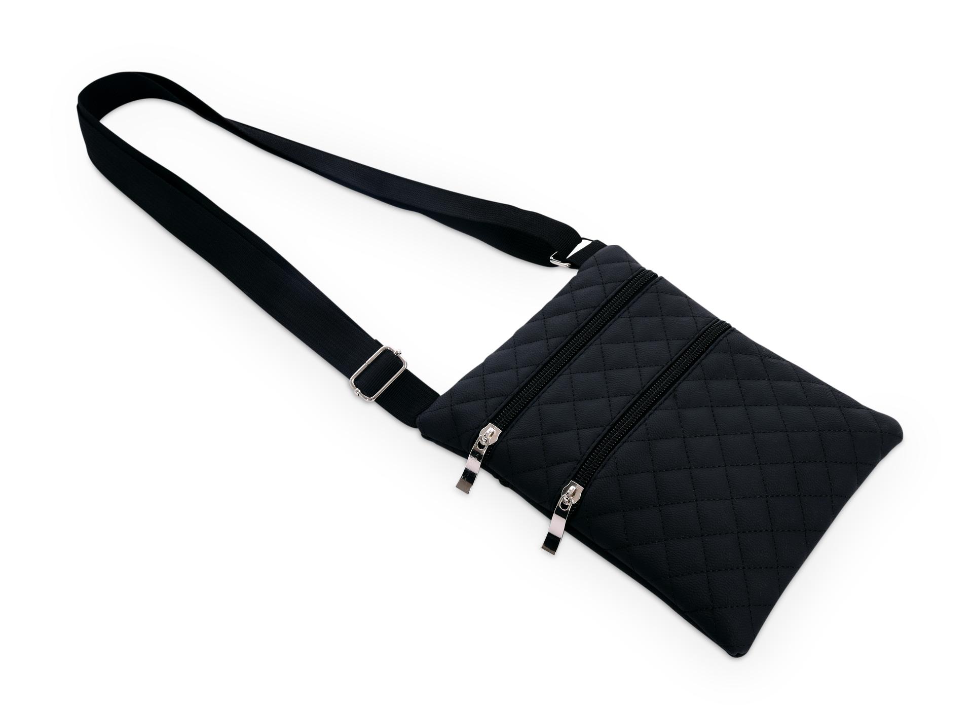 CROSSBAG FORGED kabelka přes rameno  černá