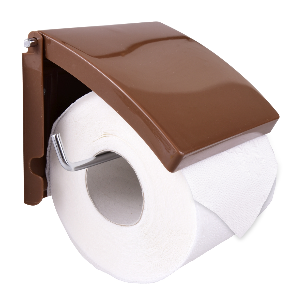 Držák toaletního papíru čokoládový