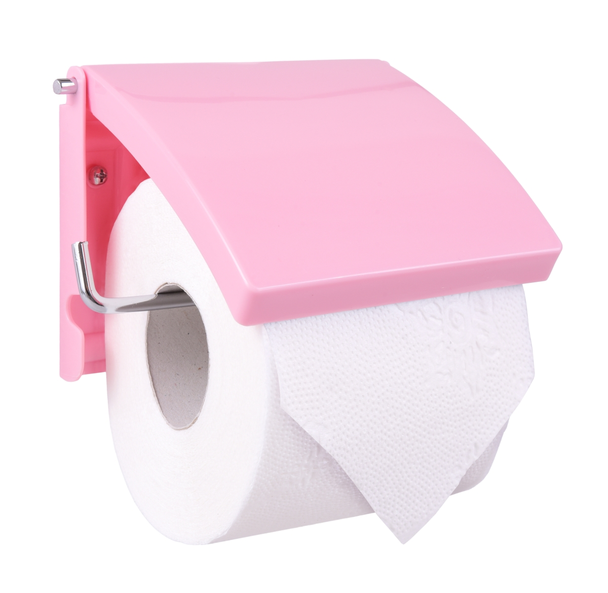 Držák toaletního papíru starorůžový