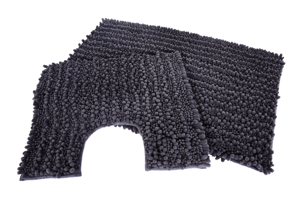 FC20563-3D CORAL WC predložka antracitová