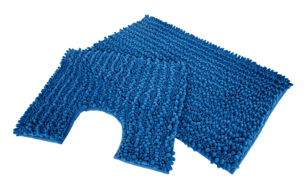 FC20544-3D CORAL kúpeľňová predložka petrolejová