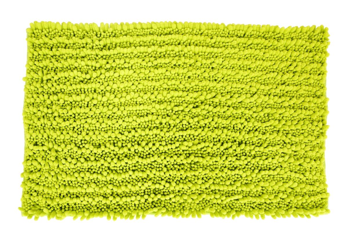 3D CORAL koupelnová předložka jasně zelená
