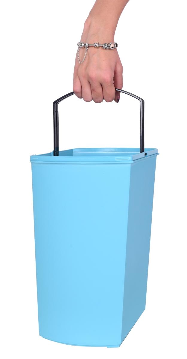 DA20612-TOUCH & OPEN odpadkový kôš dotykový, modrý