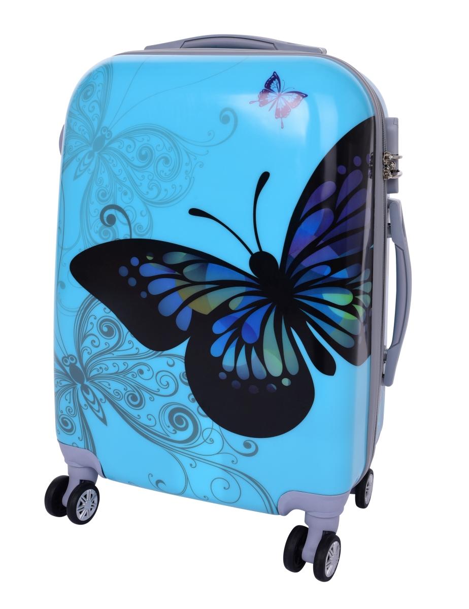 Kufr menší, BLUE BUTTERFLY