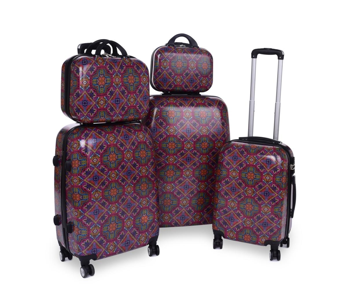FC20765-TSA kufor veľký MANDALA ORNAMENTS 50 x 30 x 70 cm